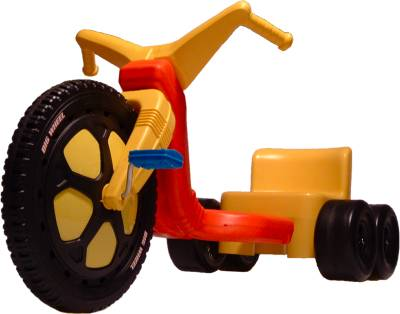 We can now buy Big Wheels for Adults. Nostalgia forever!